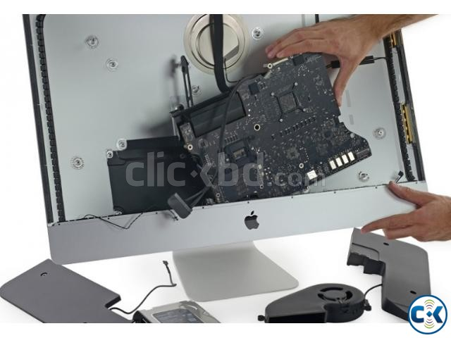 iMac best solution in applelab | ClickBD large image 0