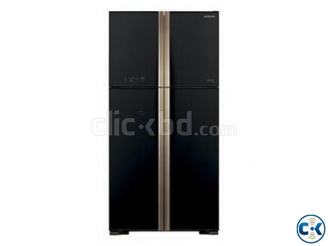 Hitachi R-W630P4MS 509L Inverter 4 Door Fridge | ClickBD