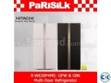 Small image 2 of 5 for Hitachi R-W630P4MS 509L Inverter 4 Door Fridge | ClickBD