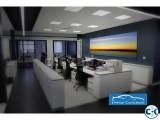 Office Interior Design & Decoration BDOD-04