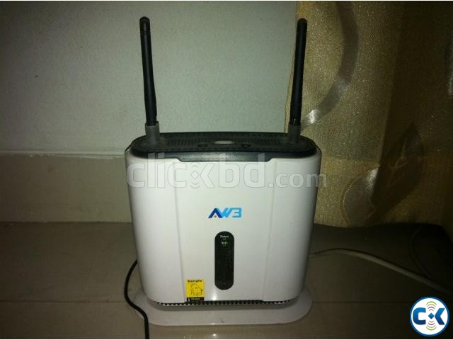 Banglalion WiMAX 802.16e Outdoor CPE OD200b wifi enable | ClickBD large image 0