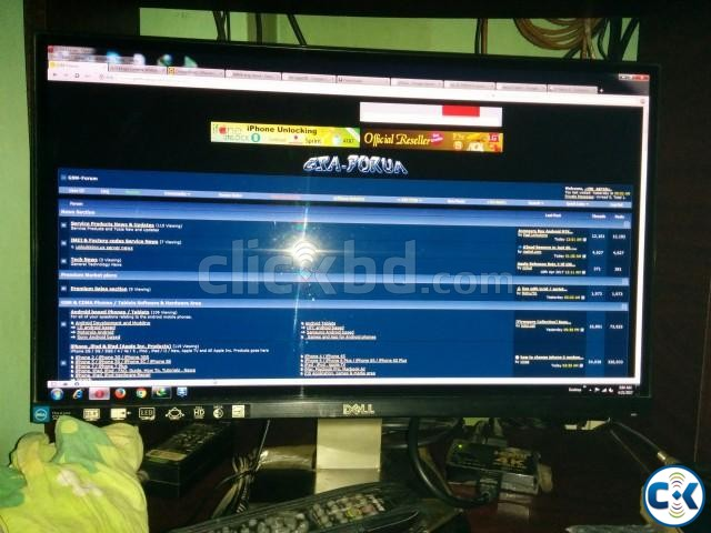 DELL Monitor S2240L full hd ips display | ClickBD large image 0