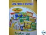 Dealership For Lima Foods