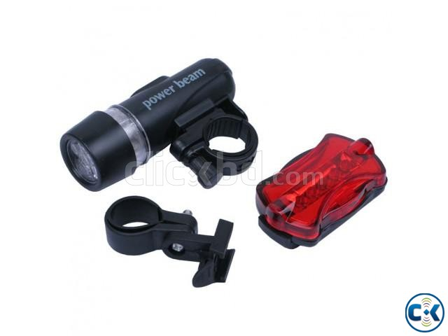 Dual Light Source ZOOM Rechargeable Headlamp | ClickBD large image 0