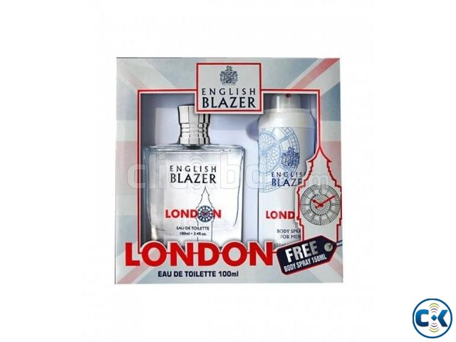 English Blazer Victory Gift Set For Men 100 Ml 150 Ml  | ClickBD large image 0