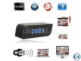 Wifi Digital Clock Camera FULL HD