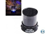 Colorful Star Master Night Light LED
