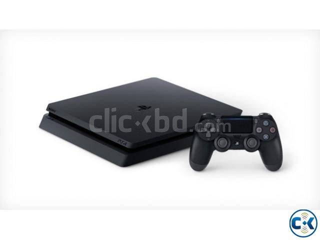 PS4 slim plus cooler and charging doc | ClickBD large image 0