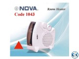 Nova Room Heater with Fan