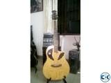 TGM Ovation acoustic guitar