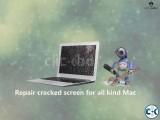Repair cracked screen for all kind Mac