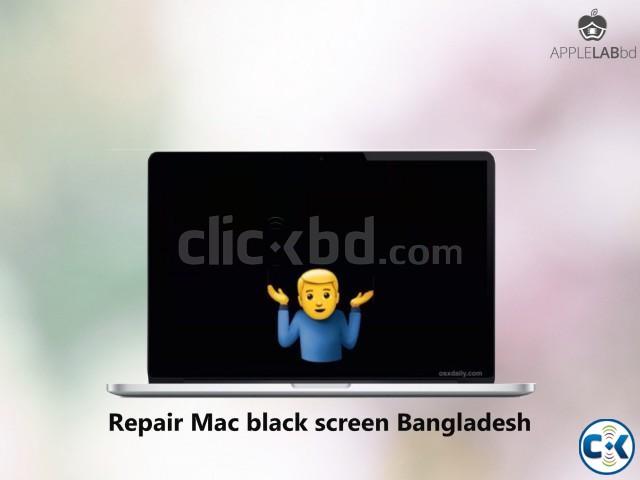 Repair Mac black screen Bangladesh   ClickBD