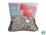 HOT WATER BAG ELECTRIC --- FARAH