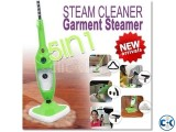 H2O Mop X5 5-in-1 Steamer as seen on tv