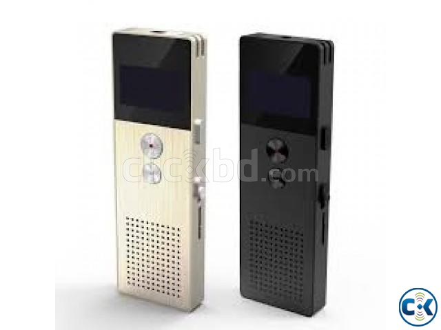 Remax Voice Recorder 8GB 13 Hour Record intact Box | ClickBD large image 0