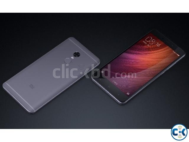 Xiaomi Redmi Note 4 64GB ROM 3GB RAM Brand New Intact  | ClickBD large image 1
