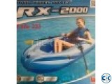 INFLATABLE BOAT HYDRO FORCE BOAT RX-2000