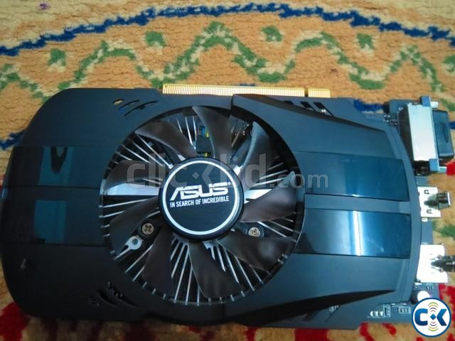 ASUS STRIX GTX 1050-2GB DDR5 PCI EXPRESS CARD | ClickBD large image 0