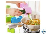 2 IN 1 VEGETABLE GRATER