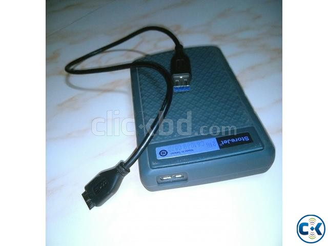 Transcend Portable HDD 2TB | ClickBD large image 2