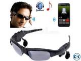 Smart Bluetooth Sunglass Earphone