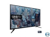 Samsung 4KUHD 40 Inch JU6000 2017 SMART LED TV NEW Original