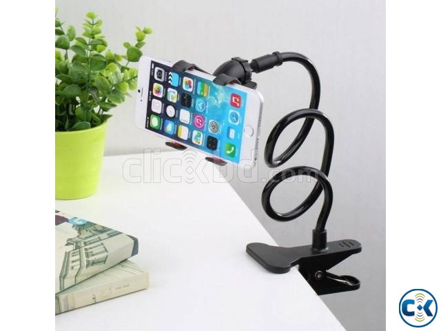 Long Lazy Mobile Stand Holder | ClickBD large image 0