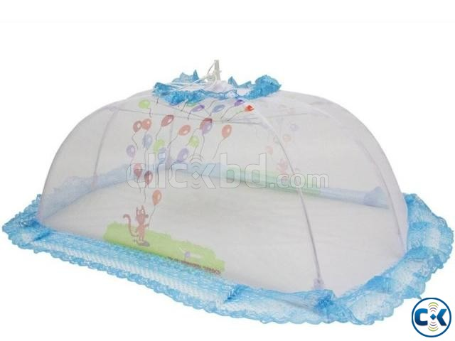 Fab N Funky Baby Mosquito Net - | ClickBD large image 0