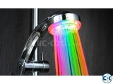 Led color changing Shower Head-