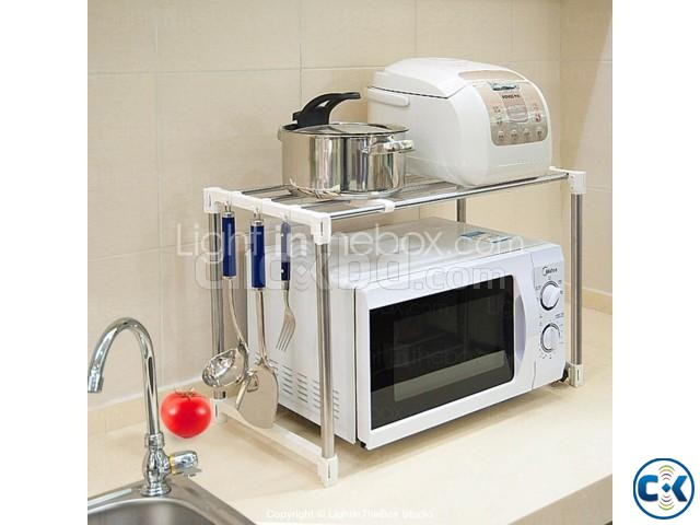 MICROWAVE OVEN STORAGE | ClickBD large image 0