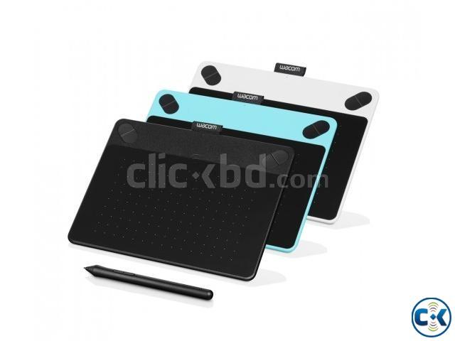 Wacom CTL490 Intous ART Graphics Tablet | ClickBD large image 0
