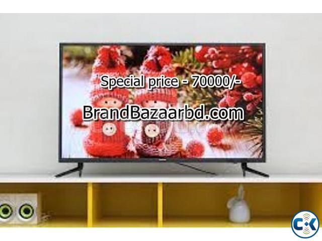 Samsung JU6000 40 inch Smart 4K Led TV | ClickBD large image 0