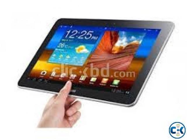 Samsung Tab 10 6 4GB RAM 32GB storage | ClickBD large image 0