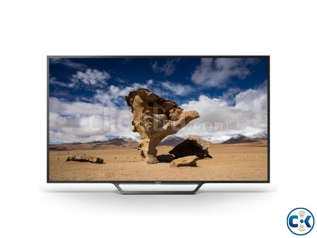 Sony W652D 40 Inch Lifelike Motion Wi-Fi LED Full HD TV | ClickBD large image 0