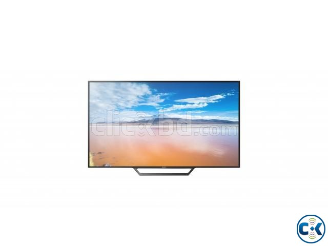 Sony W652D 40 Inch Lifelike Motion Wi-Fi LED Full HD TV | ClickBD large image 1