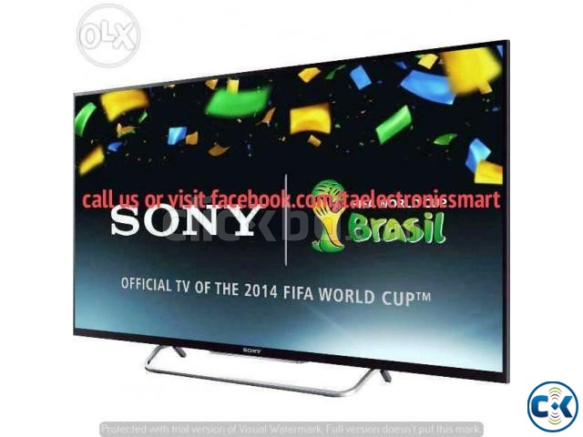 Sony Bravia Android 3D W800C 43 LED TV | ClickBD large image 3