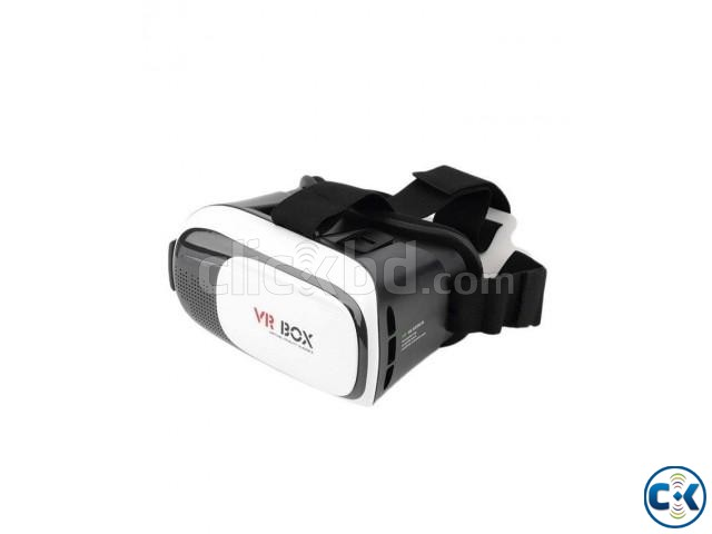 VR Box 3D Glass - White | ClickBD large image 0