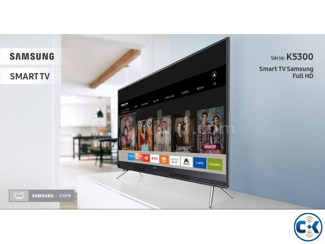 Samsung K5300 43 Inch Full HD Flat Smart Television | ClickBD large image 2