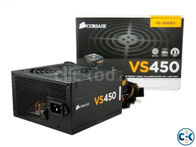 Corsair VS450 PSU | ClickBD large image 0