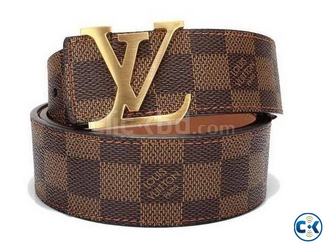 Louis Vuitton LV Belt - Multicolor. | ClickBD large image 0