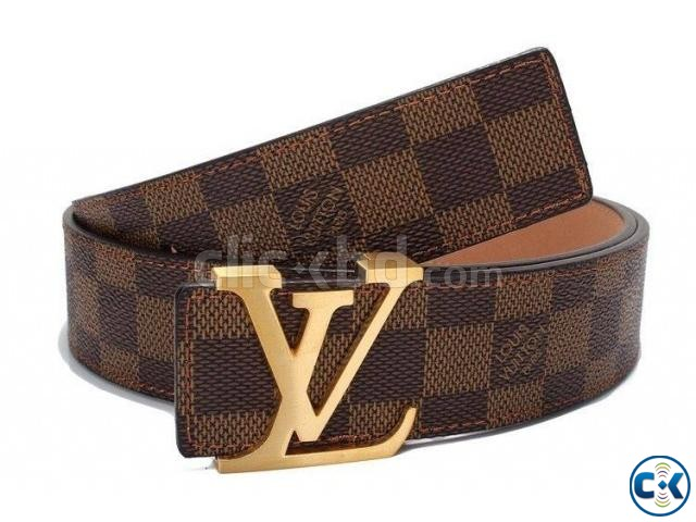 Louis Vuitton LV Belt - Multicolor. | ClickBD large image 1