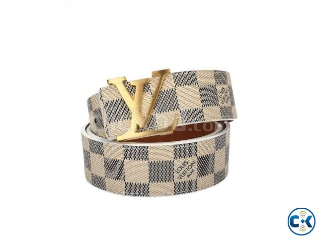 Louis Vuitton LV Belt - Multicolor. | ClickBD large image 2