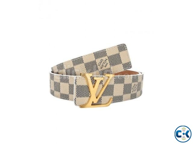 Louis Vuitton LV Belt - Multicolor. | ClickBD large image 3