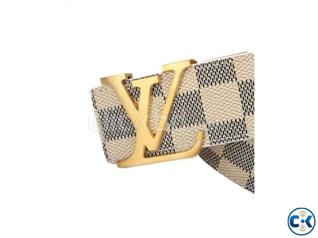 Louis Vuitton LV Belt - Multicolor. | ClickBD large image 4