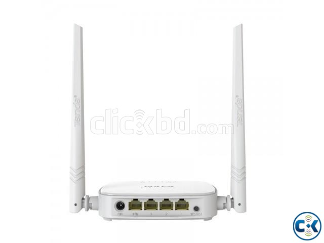 Tenda N301 Wireless N300 2.4GHz Easy setup Router | ClickBD large image 0