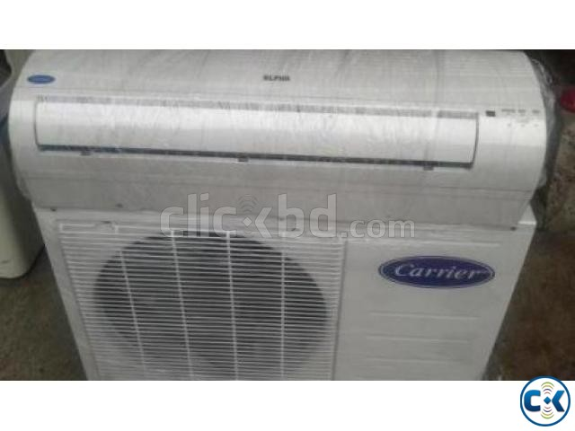Carrier split type ac 2 ton | ClickBD large image 2