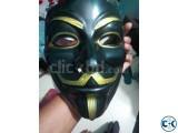 Exclusive V for Vendetta mask