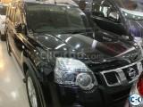 Nissan Xtrail Black 2011