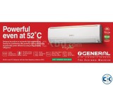 Small image 1 of 5 for General AC ASGA18FMTA 1.5 Ton 150 Sqft Split Air Conditione | ClickBD