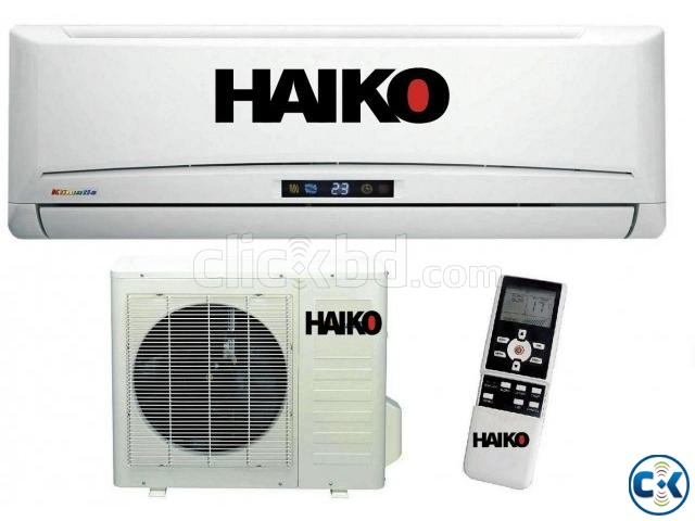 Haiko 1 TON AC HS-12KDTLV Split AC With 2 Years Warranty | ClickBD large image 1